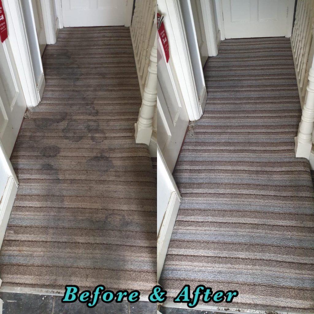 landing carpet cleaning