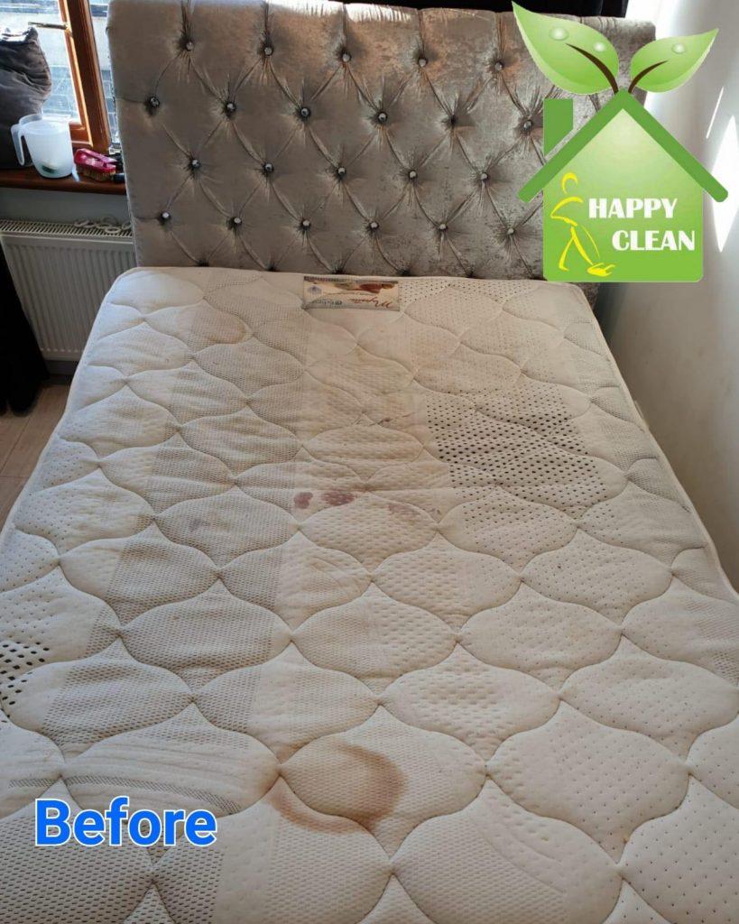 Dirty mattress